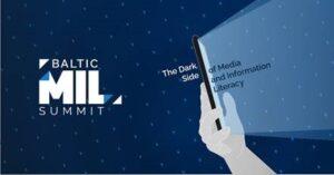 """Baltijos šalių medijų ir informacinio raštingumo (MIR) virtuali konferencija """"Baltijos MIR: nematoma medijų ir informacinio raštingumo pusė"""""""