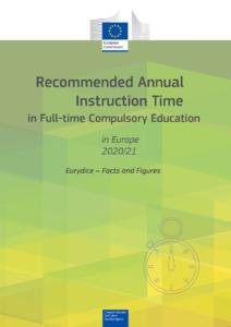 """Paskelbta """"Eurydice"""" ataskaita apie minimalų mokymo laiką rekomenduojamą įvairiems mokomiesiems dalykams"""